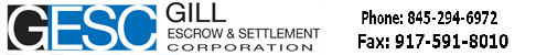 Gill Escrow and Settlement Corporation